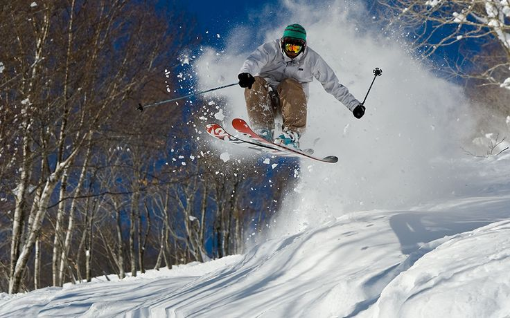 2015 Feb 6 ~ 8 (Weekend)  - Weekend getaway to ski the epic Madarao Kogen on the border of Nagano & Niigata. Big mountain with air and powder wave courses, tree runs, free lessons, apres. ski party and more!