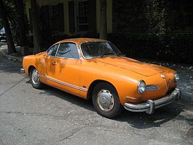 Volkswagen Karmann Ghia - Wikipedia, the free encyclopedia