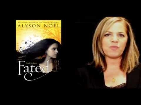 Alyson Noël Soul Seekers Interview