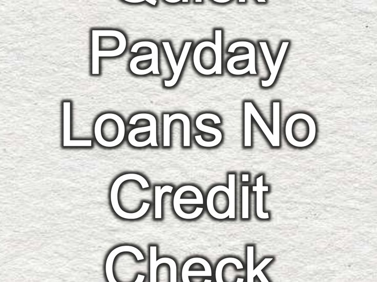 28 best No Credit Check Payday Loans images on Pinterest