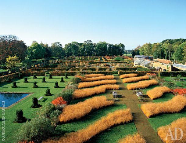 Сад в Йоркшире