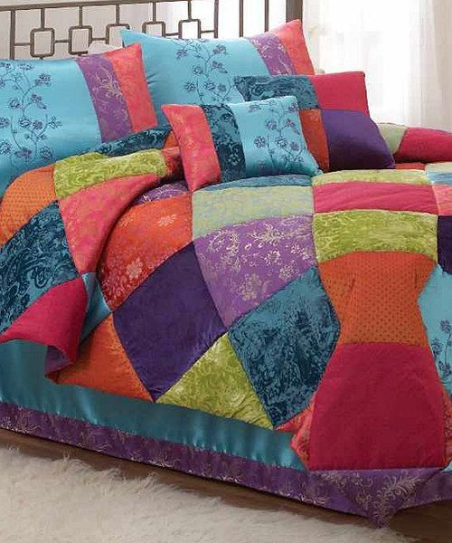 Bali Quilt bed spread