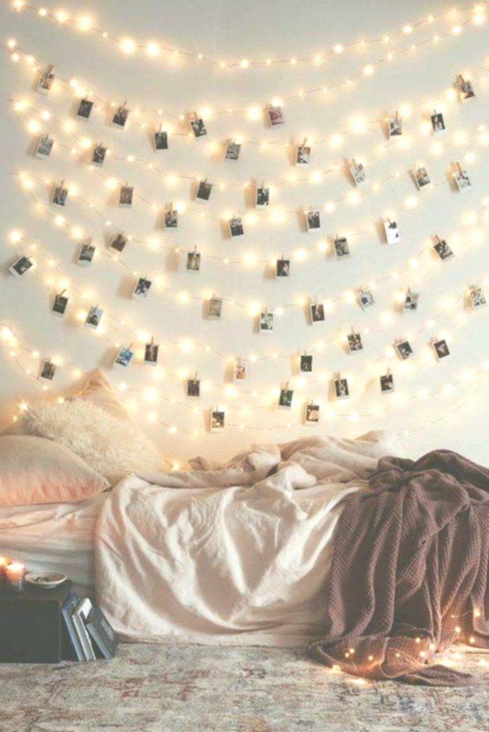 Diy Dekoration Jugend Zimmer Madchen Zimmer Wanddekoration Lichterkette Decora Homedecor Homede Lichterketten Zimmer Jugendzimmer Vintage Schlafzimmer Ideen