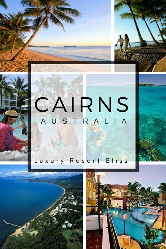 Best Cairns Australia Resorts And Hotels The Best Travel