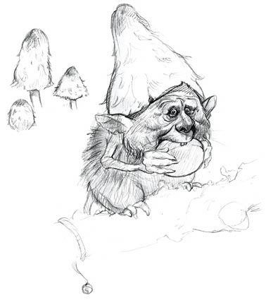 Жан-Батист Монж (Jean-Baptiste Monge) — французский художник-иллюстратор, автор сказочных персонажей — забавных волшебников, гномов, эльфов. Родился 11 июня 1971 года в городе Нант (Nantes), запад Франции. В настоящее время живет и работает в Бретани (Bretagne) —полуостров на северо-западе Франции, неподалеку от города Морле (Morlaix).