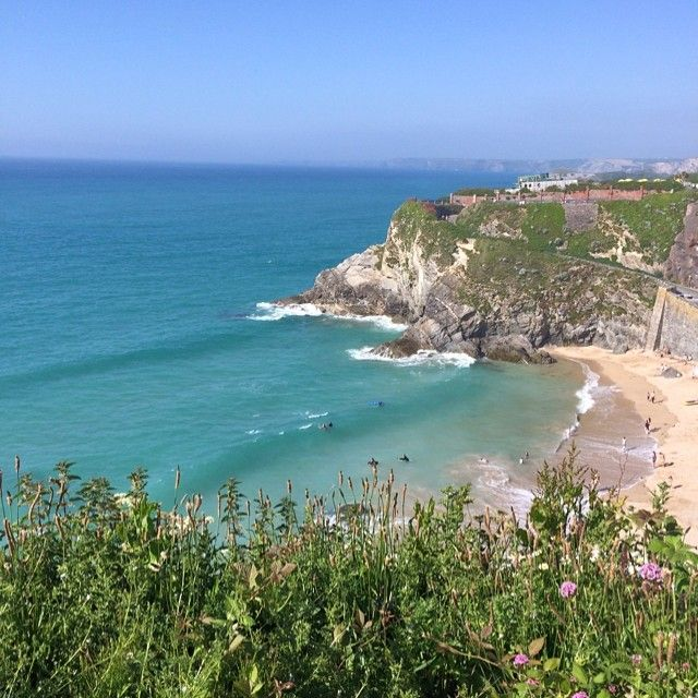 Newquay in Cornwall, Cornwall