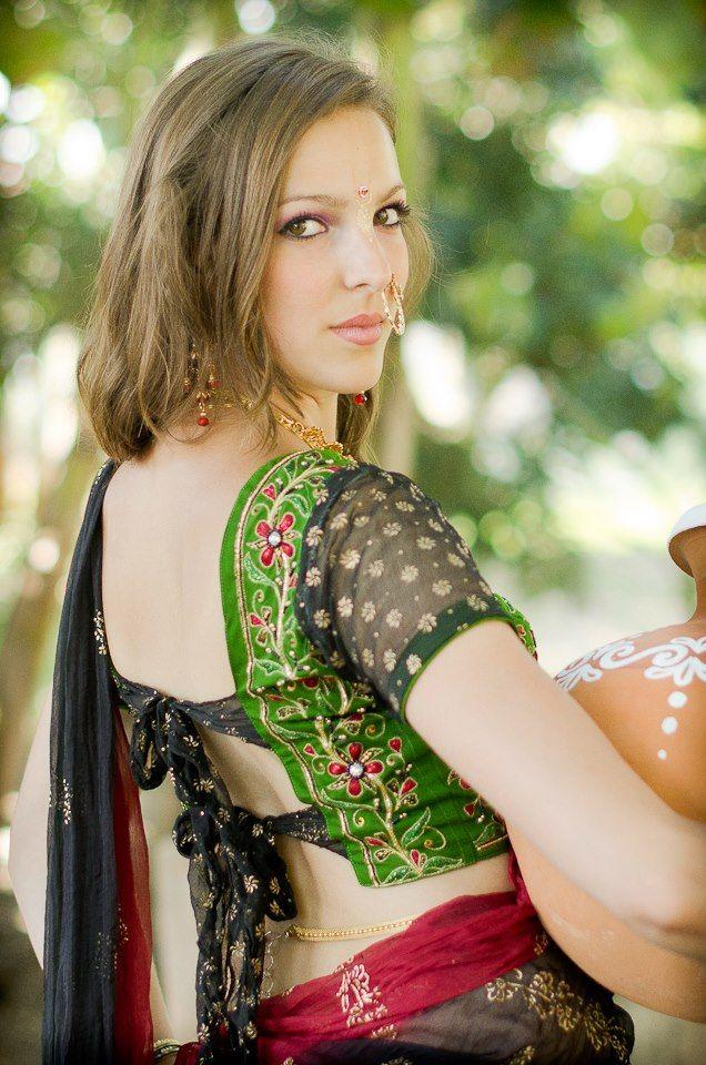 Rani Collection - Indian Parrot - Gopi Skirts   Gopi Skirts