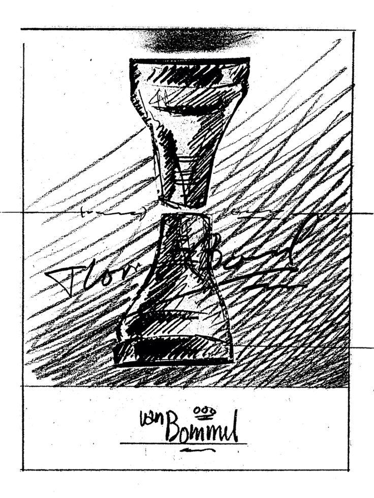 Hourglass by Huub van Osch.#huubvanosch #vOSCH #TheBrandGuide #florisvanbommel #vanbommel