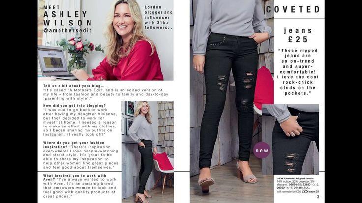 Avon UK - Brochure C6 - 2018