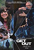 "#7: Get Out - Authentic Original 27"" x 40"" Movie Poster"