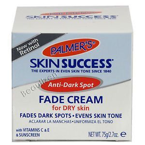 Palmer's Skin Success Anti Dark Spot Fade Cream For Dry Skin