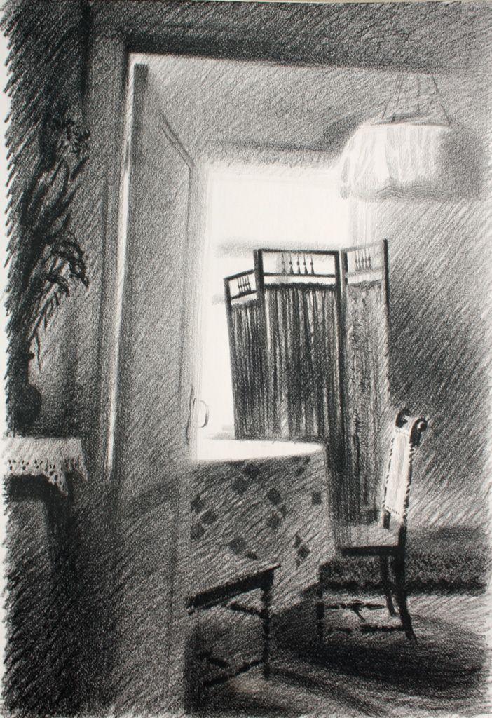пустая комната номер два