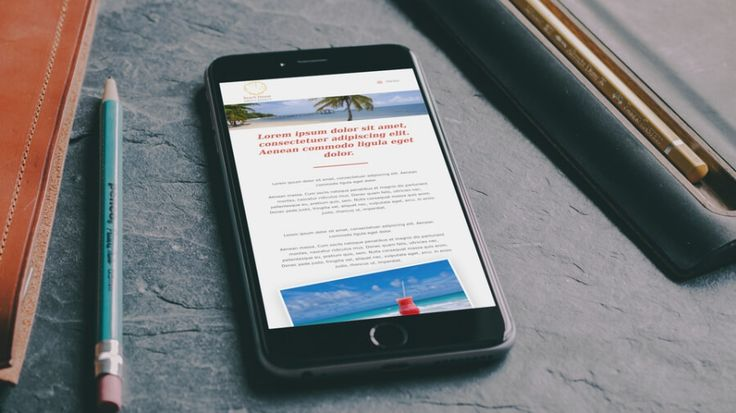 Adding text to the right of the Divi mobile Hamburger Menu