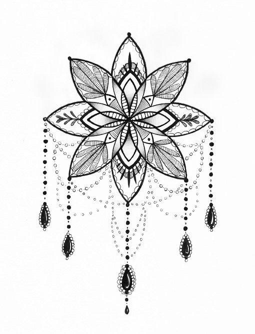 440 best tattoo ideas images on Pinterest | Mandalas, Tatoos and ...