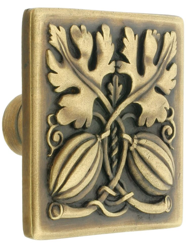 Autumn Squash Cabinet Knob   1 X 1. From House Of Antique Hardware