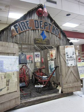 Oklahoma State Firefighters Museum – Oklahoma City, Oklahoma | Atlas Obscura