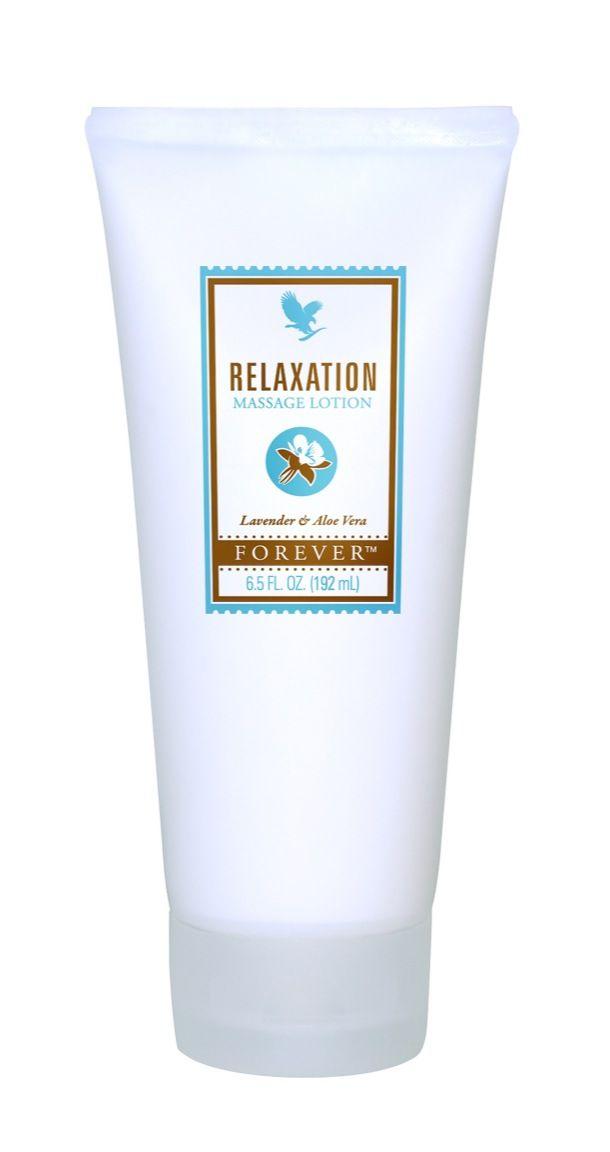 Χαλαρώστε με τη Forever Relaxation Massage Lotion, με αλόη βέρα, λεβάντα, λευκό τσάι και άλλα αιθέρια έλαια! http://www.foreveryoung.gr/products?pid=1003