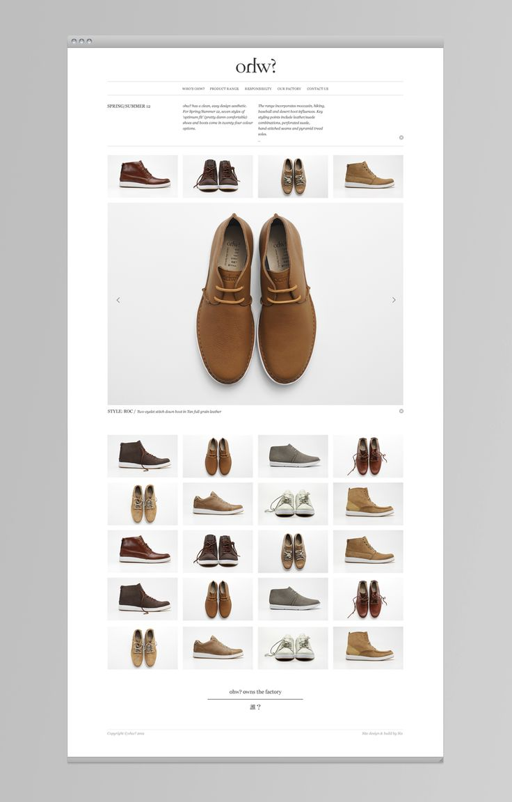 I always look at Mens shoes - any of these are fine!