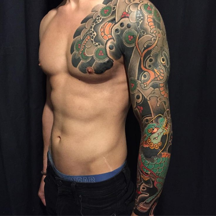 966 best images about japanese full body tattoo on for Japanese body tattoo