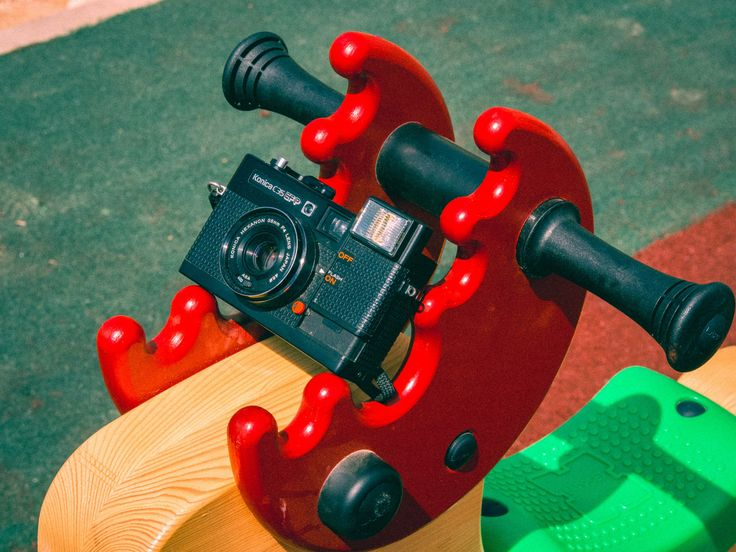 Camera Konica C35 EFP by Andrew Barkhatov on 500px