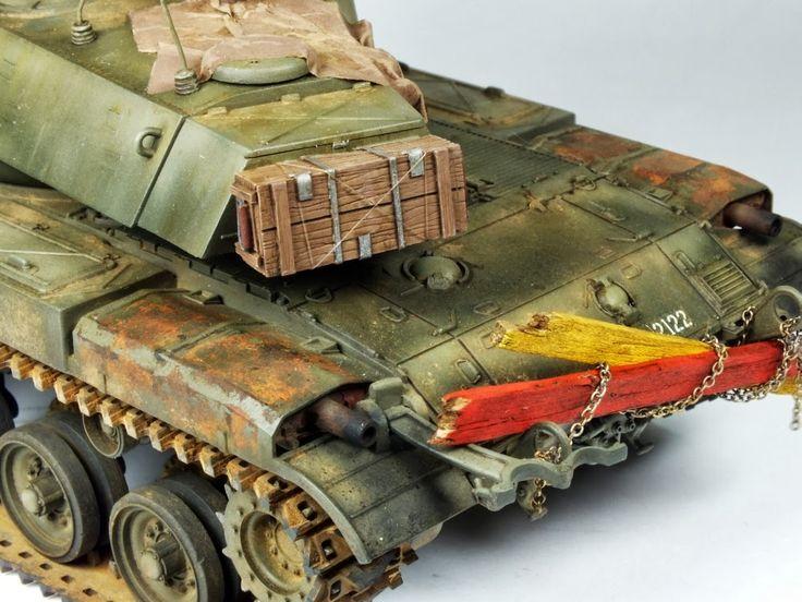 M-41 Walker Bulldog . 1:35 Tamiya