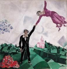 Chagall: imaginação que voa