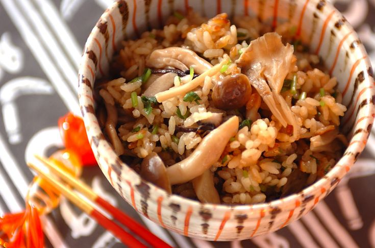 Must-Try 4 Fall Rice Dishes in Japan | tsunagu Japan #TsunaguJapan