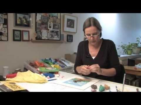 Making Plasticine Pictures: Part 2 Barbara Reid