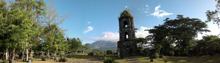 A View of Mayon