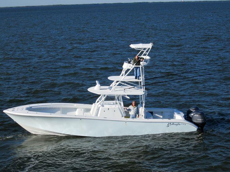 Fishing Machine! Yellowfin with a tower. #reellife #gearthatfitsyourlifestyle www.reellifegear.com