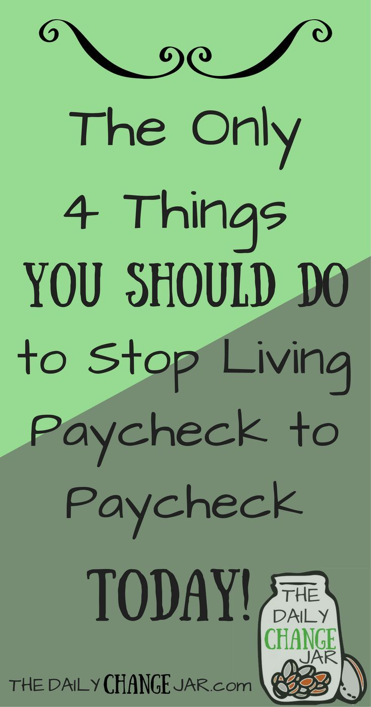 Are you living paycheck to paycheck? STOP-in this post I show you how to stop living paycheck to paycheck without losing your sanity! Click the image to learn my non-hermit approach to stopping the paycheck to paycheck cycle