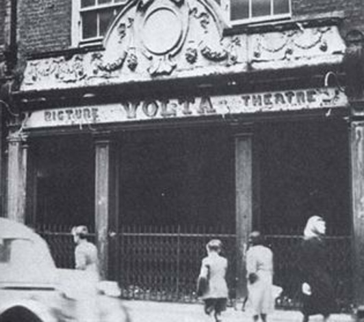 Ireland's First Cinema