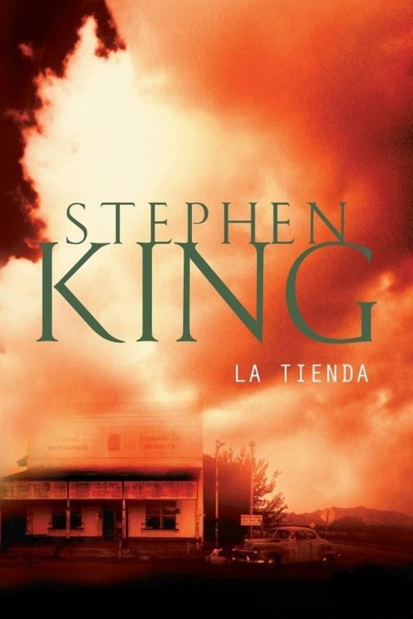 La Tienda Stephen King Stephen King It Libros De Stephen King Libros De Lectura Gratis