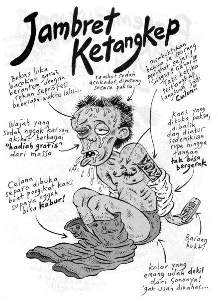 Jambret Ketangkep (Benny and Mice)