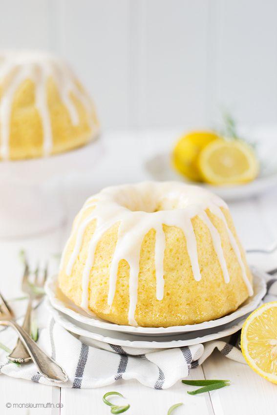 Zitronen-Rosmarin-Kuchen und das neue Buch von �Sugar Stories� gewinnen!