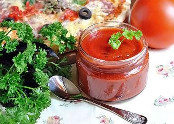 Томатный соус - рецепт с пошаговыми фото / Меню недели