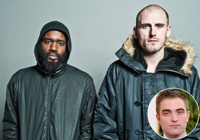 Robert Pattinson Starring In Short Film Directed By Death Grips Drummer Zach Hill - now it makes sense why he was hanging out with them in the Beyonce concert.