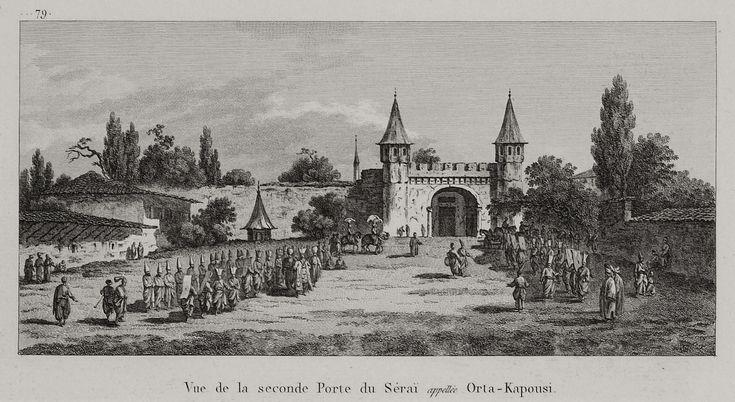 Topkapı Palace-1822