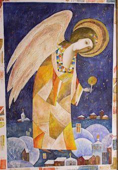 Сочельник репродукции картин известных художников картины великих художников картины известных художников репродукция картин заказать репродукцию заказать репродукцию картины ангелы рождественские картинки