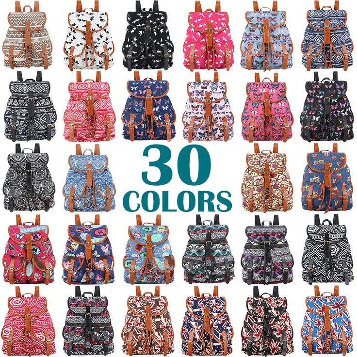 Exclusive New 2016 Handmade Bohemian Mochila Vintage Backpack Drawstring Printing Canvas Bagpack Sac a Dos Femme Rucksack Female ** Locate the offer simply by clicking the VISIT button