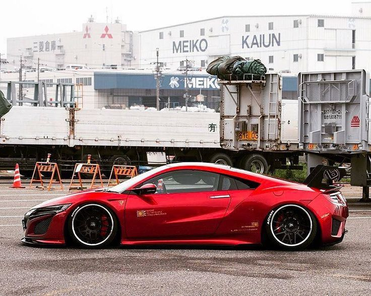 Liberty Walk x NSX finally completed. Kit price is 2,025,000 yen …, dry carbon also lineup