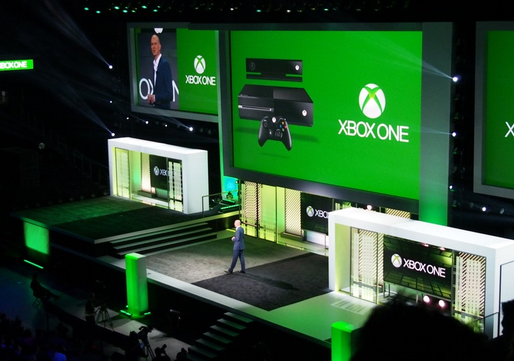 Xbox One Coming in November for $499 - This will be the center of our new home system.