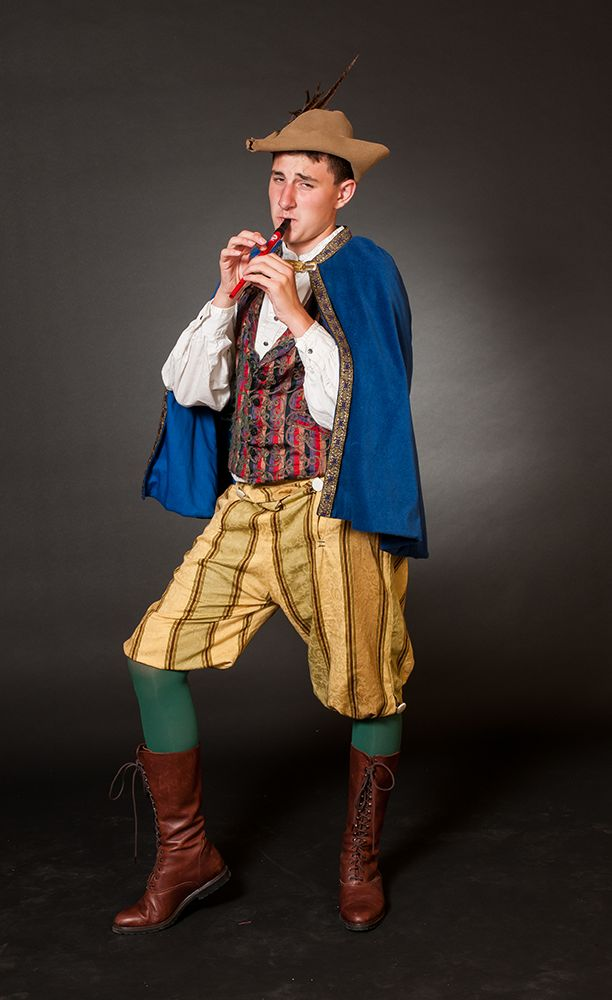 Shrek the Musical Costumes: Pied Piper