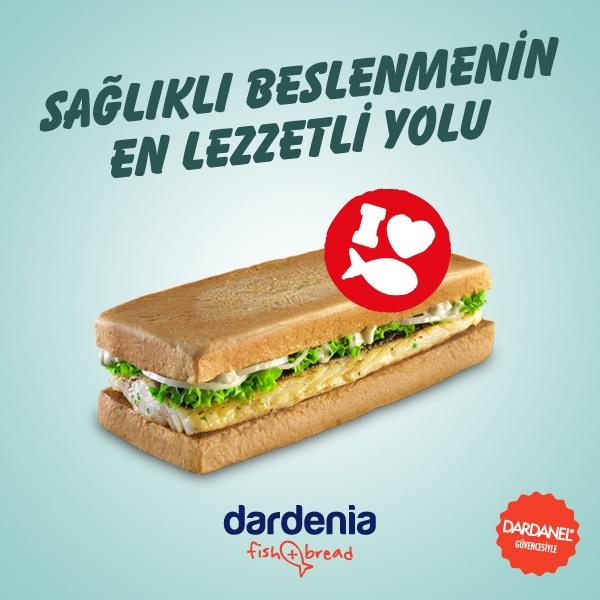 Balık Ekmek Terfi Etti!  Dardenia'da en fazla önem verdiğimiz konu, balıktan gelen sağlığı Dardenia lezzetiyle buluşturmak. Daha sık ve daha çok balık yemek için ihtiyacınız olan çeşitliliği ve pratikliği sizlere sunmak.
