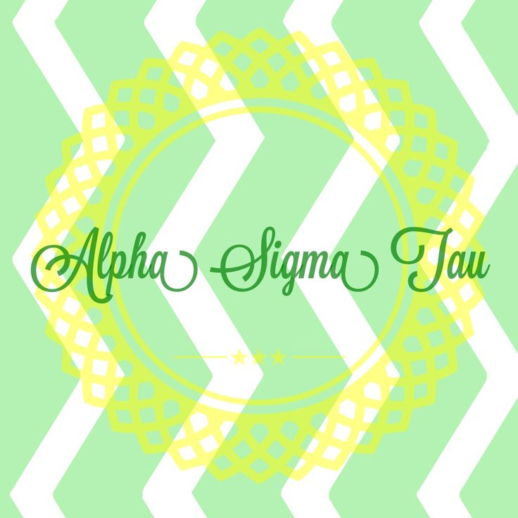 56 best Alpha Sigma Tau images on Pinterest Sorority life Anchor