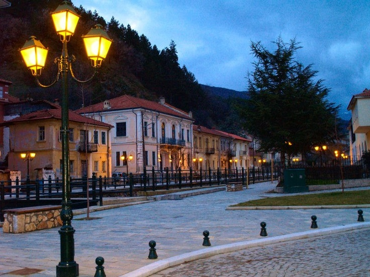 Old Town of Florina Greece