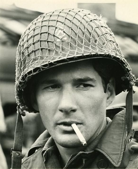 Richard Gere in the Yanks. 1979