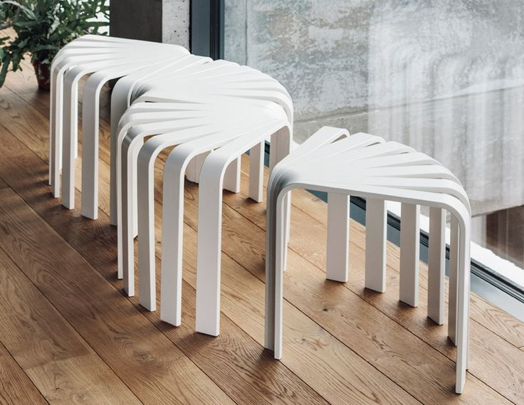 Fan stool – BEdesign