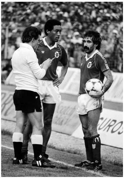 Benfica vs Varzim - 26 Novembro 1983