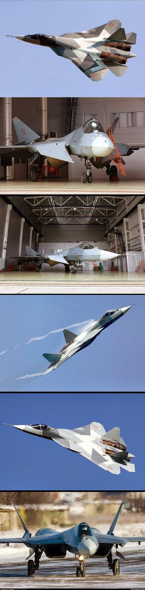 Kill!    PAK FA T5 0 ialah pesawat pejuang generasi ke lima Russia . Ianya jawapan kepada  F22 Raptor milik Amerika Syarikat . Projek PAK ...